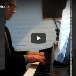 Albertijnse bas etude VIDEO