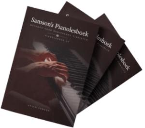 pianolesboek beginners Niveau 1
