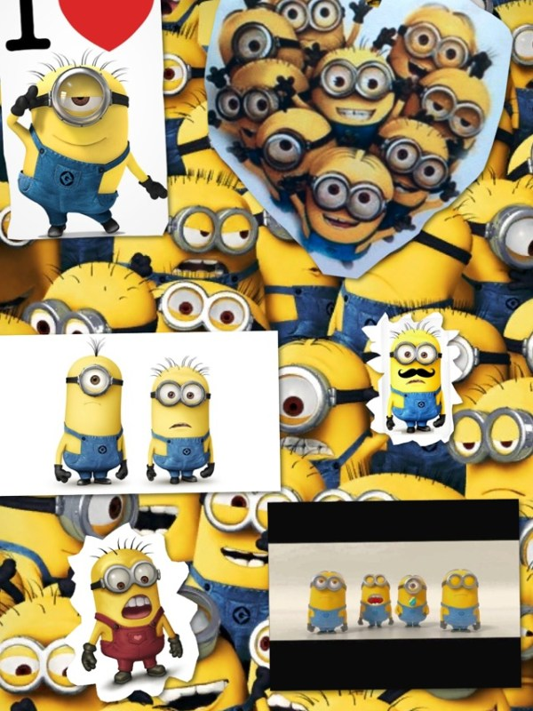 Minion PicCollage 2
