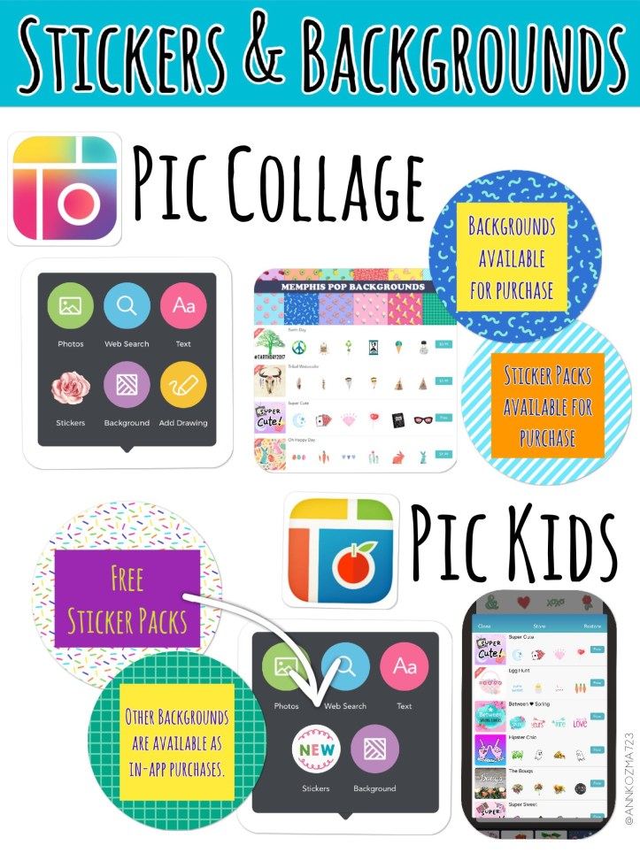 PicCollage & PicKids… What's the Difference? - PicCollage