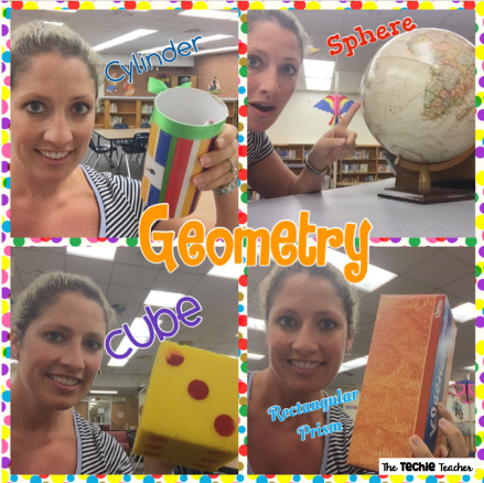 Selfie Projects in PicCollage can provide a engaging learning experience for students on all ages!
