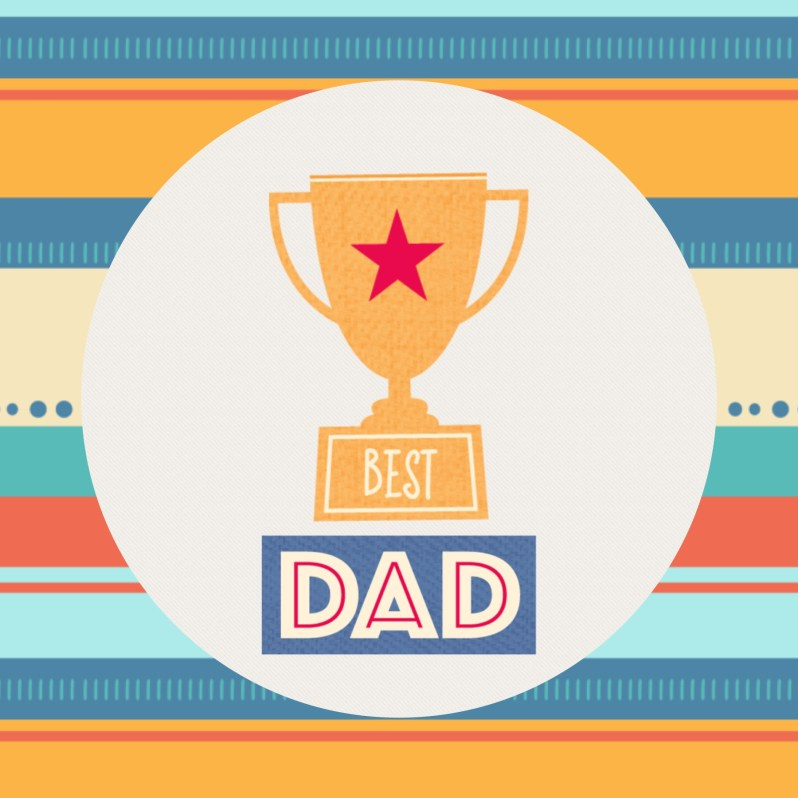 Father's Day Gift - Personalized Gift Tag