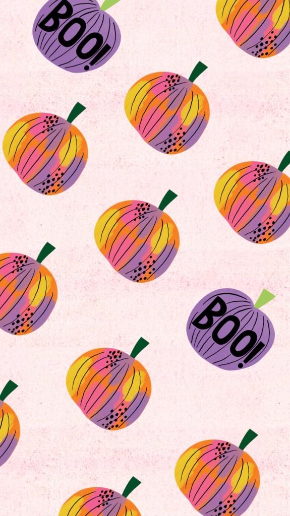 Halloween Phone Wallpaper