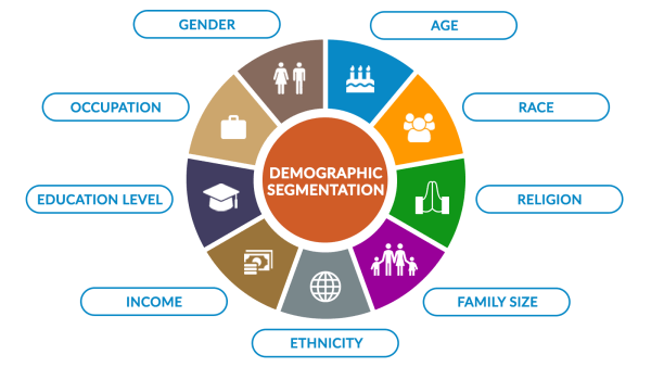 Demographic Segmentation - Understand Your Audience (Update 2020)