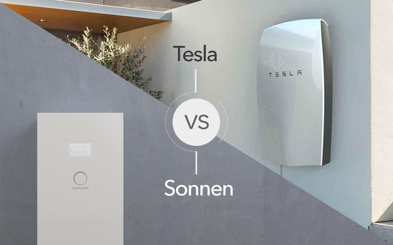 Solar Wall Battery