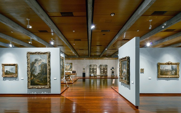 Calouste Gulbenkian Museum,places to visit in Lisbon