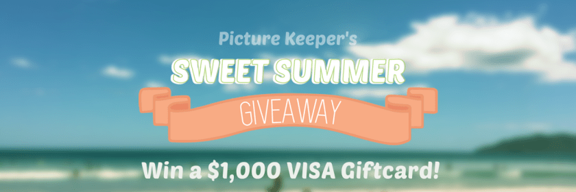Picture Keeper's Sweet Summer Giveaway