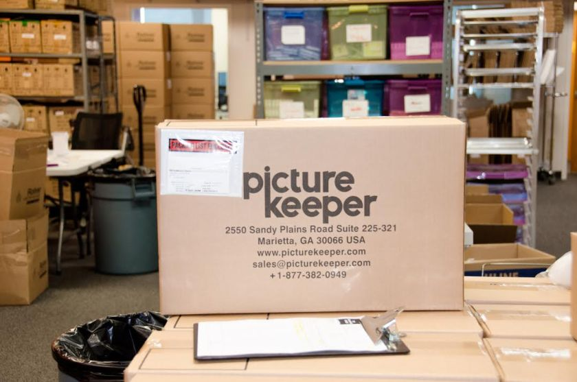 A Behind the Scenes Look at Picture Keeper's Fulfillment Center