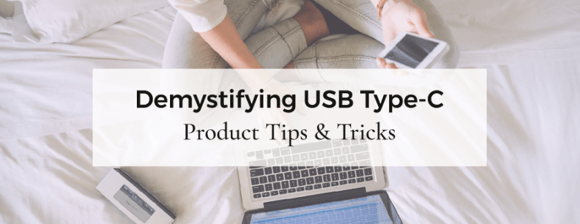 Demystifying USB Type-C