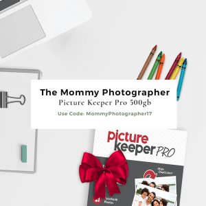 Mommy Photographer logo