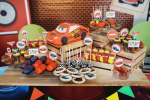 Kids Car theme sweets