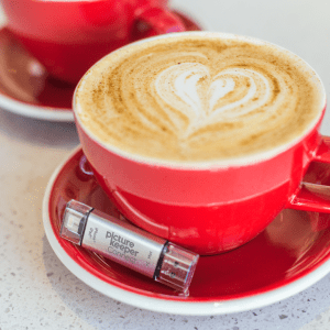latte & picture keeper connect