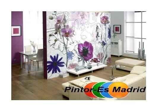 Pintar pared con humedad la humedad no es cosa de broma for Papel pintado madrid