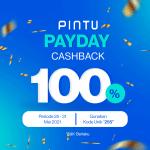 Payday Cashback, Investasi Dapat Cashback 100%!
