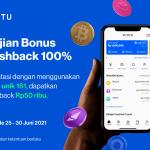 Gajian Bonus Cashback 100%, Simak Selengkapnya Di Sini!