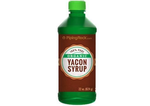 Piping Rock Yacon Syrup