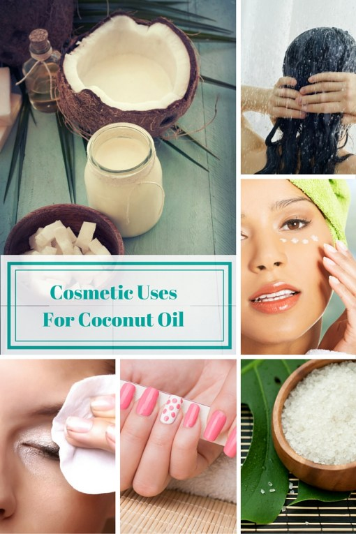 Cosmetic Usesfor Coconut Oil