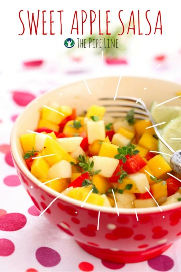 Piping Rock - The Pipe Line - Sweet Apple Mango Salsa - Recipe
