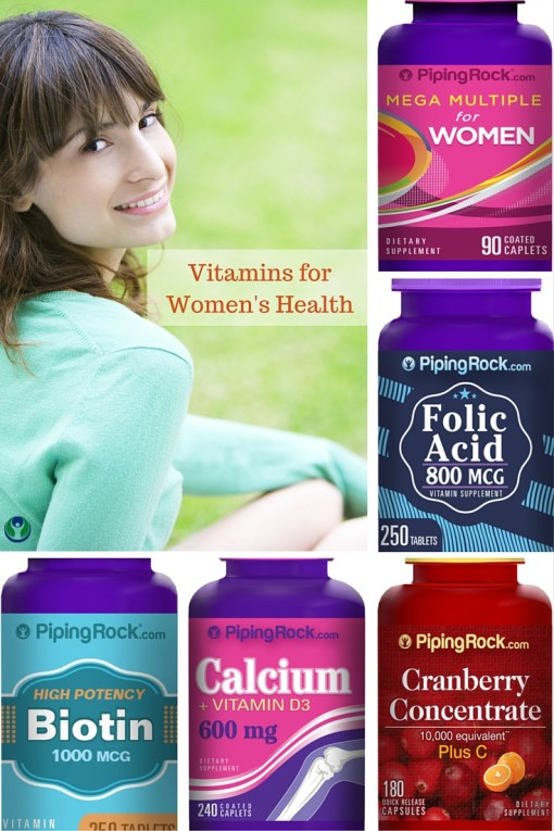 Vitamins forWomen's Health