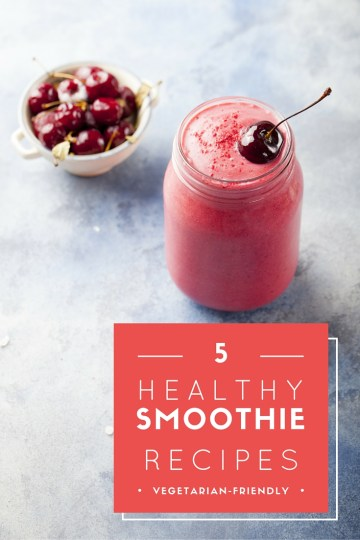 Piping Rock - The Pipe Line Blog - 5 Smoothies for Plant Lovers - Vegetarian Recipes