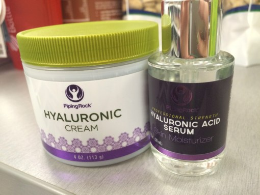 Piping Rock - The Pipe Line Blog - Hyaluronic Acid Serum and Cream