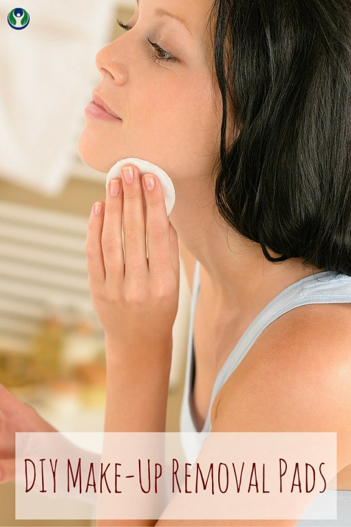 DIY Make-Up Removal Pads