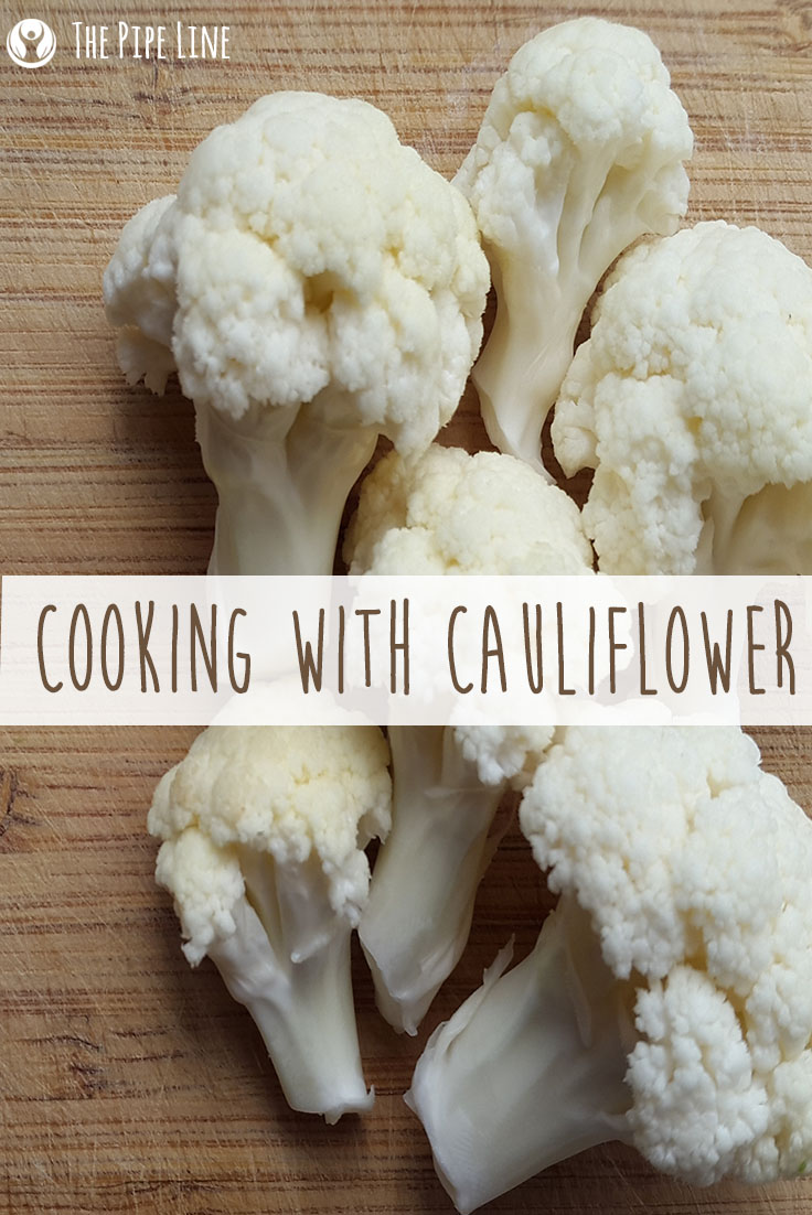 Cooking With Cauliflower
