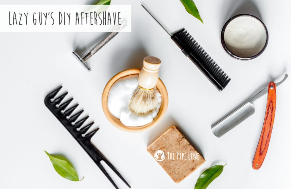 DIY Dudes Aftershave