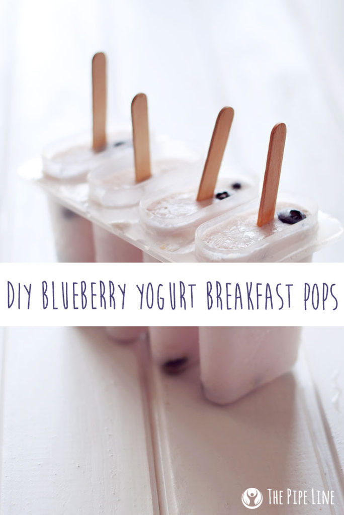 DIY Yogurt Pops