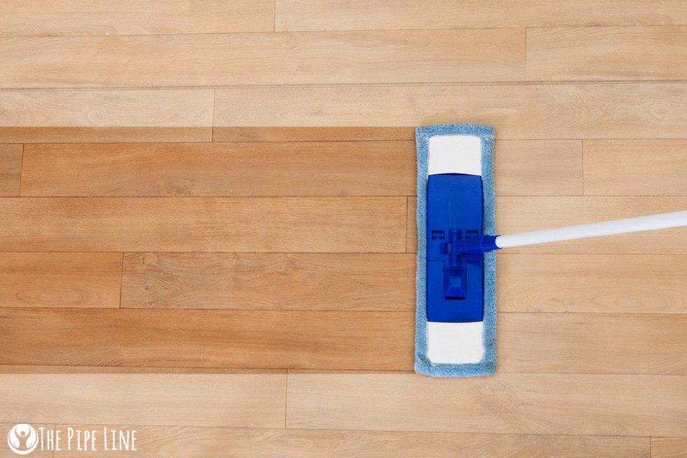 DIY floor cleaner pads