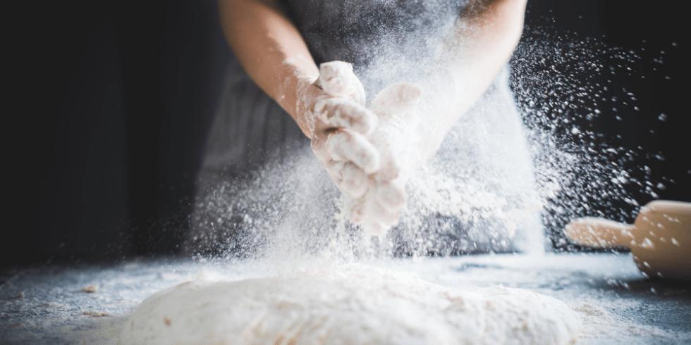 Creating Fresh Dough