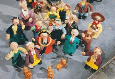 Dramatic goings-on in Trumpton