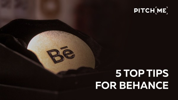 Behance logo tips blog