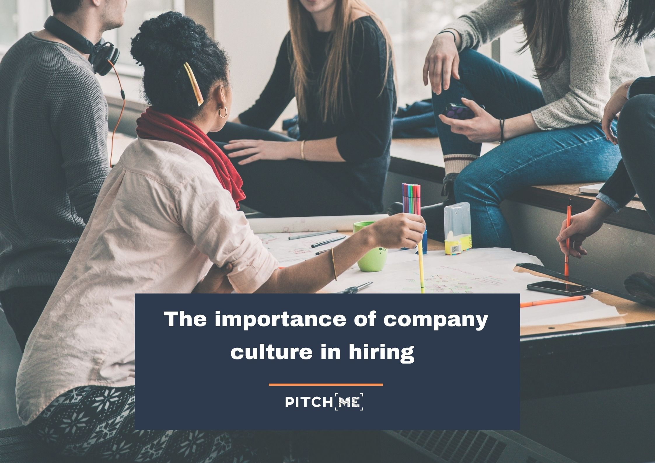 Company culture in hiring