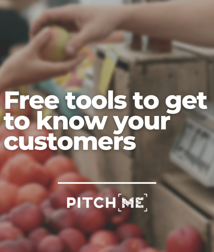 Free tools to get to know your customers