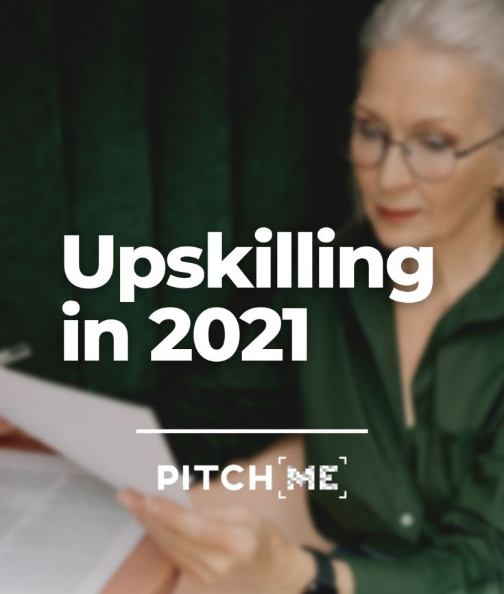 upskilling in 2021