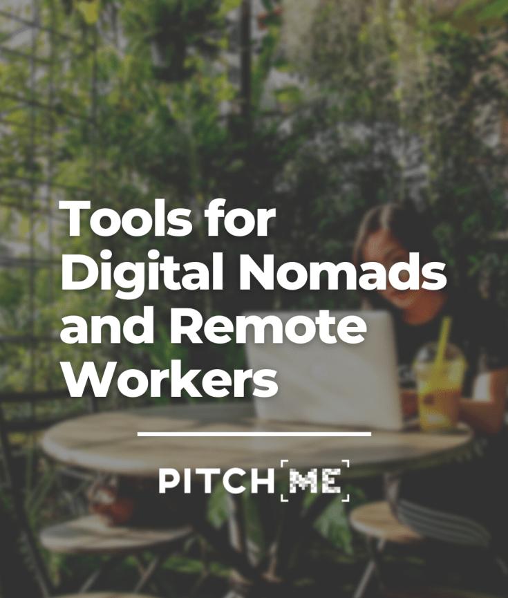 digital nomad remote work