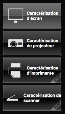 Bonnes pratiques pour caractériser votre écran-avec licence