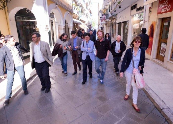 A walk around Corfu Old Town - Photographer: Ian Southerin