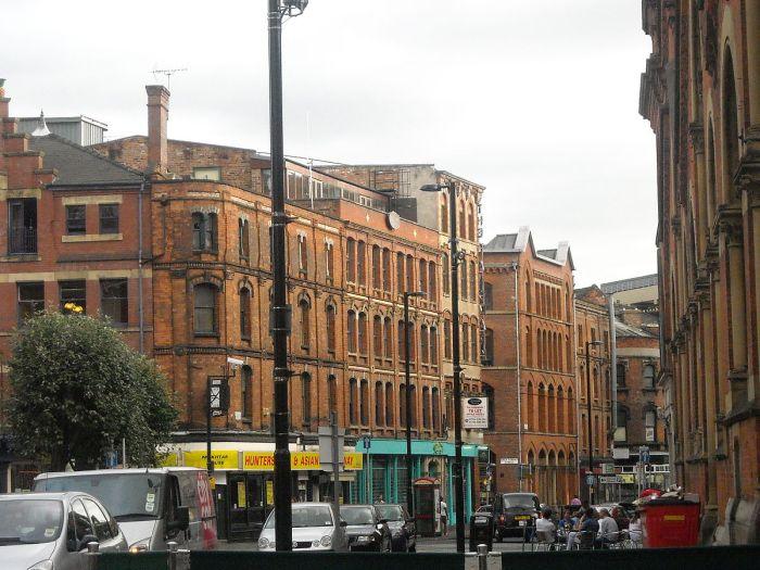 Norther Quarter, Manchester