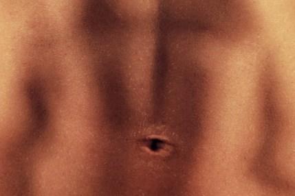 Bauch nachher
