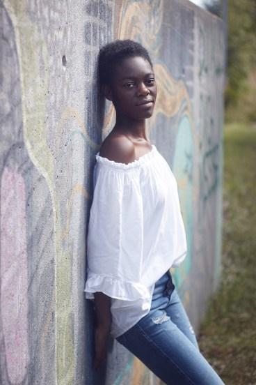 Model: Chloe Foto: Ich