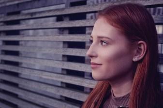 Model: Annika G Foto: Ich