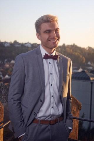 Model: Marc Foto: Ich