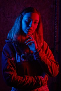 Model: Laura Foto: Ich
