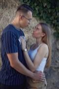 Modelle: Vanessa und Szymon Foto: Ich