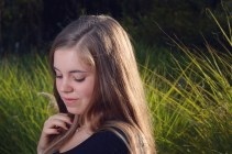 Model: Sandra Foto: Ich