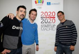 Equipo de Recomendar: Raúl Morales, Yaye Cáceres y Rubén Mahugo