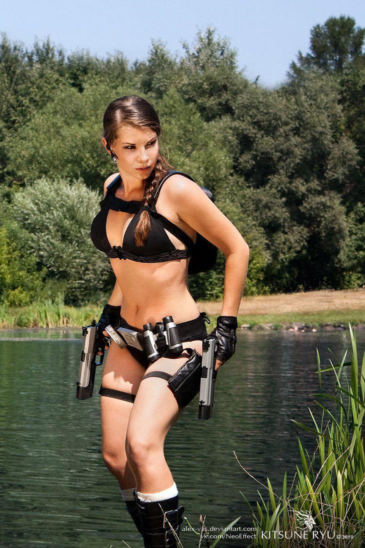 Cosplay Sexy De Tomb Raider 588 Cosplay Sexy Du Jour