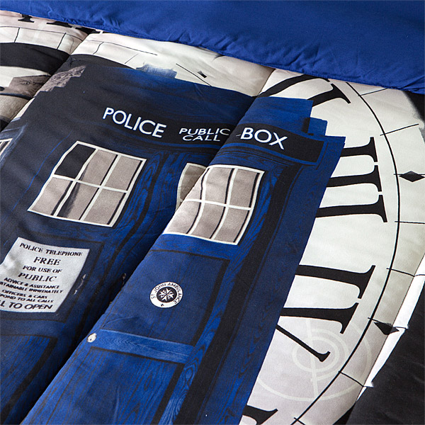 parure de lit doctor who parure de lit doctor who